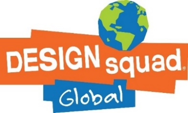 Take the challenge with DESIGN SQUAD GLOBAL