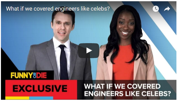 Engineers as Celebrities!