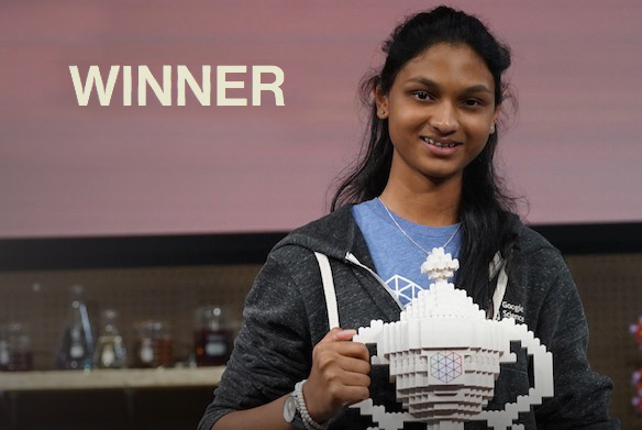 South African Girl Takes Top Prize in International Science/Engineering Fair