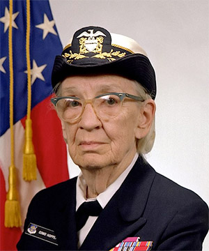 History: Grace Hopper