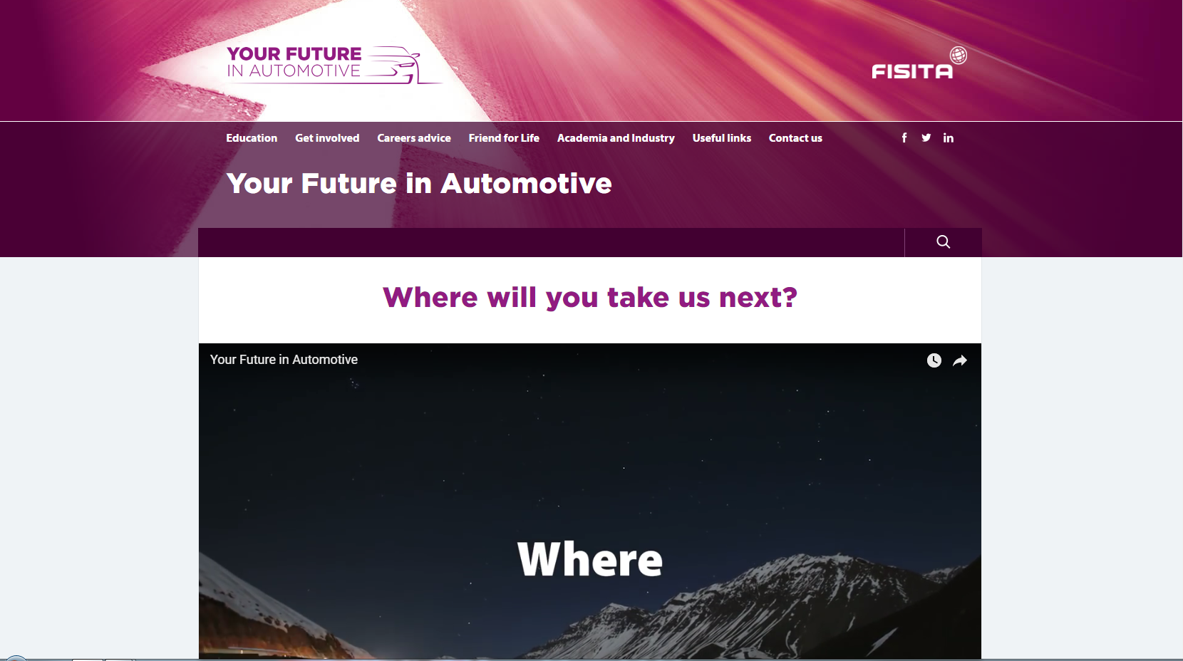 Your Future in Automotive