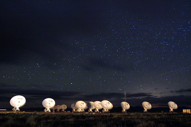 Karl G. Jansky Very Large Array (VLA)
